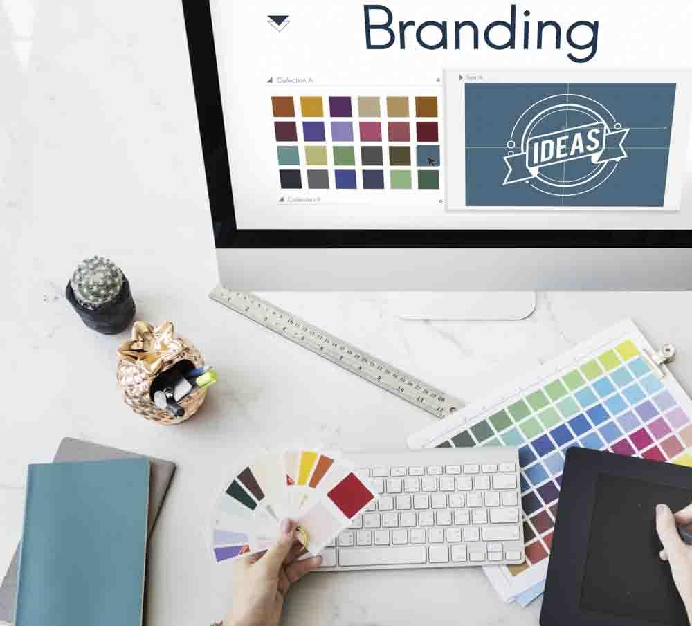 Branding Design Logo Creation