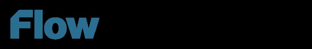 Flow basketball logo design