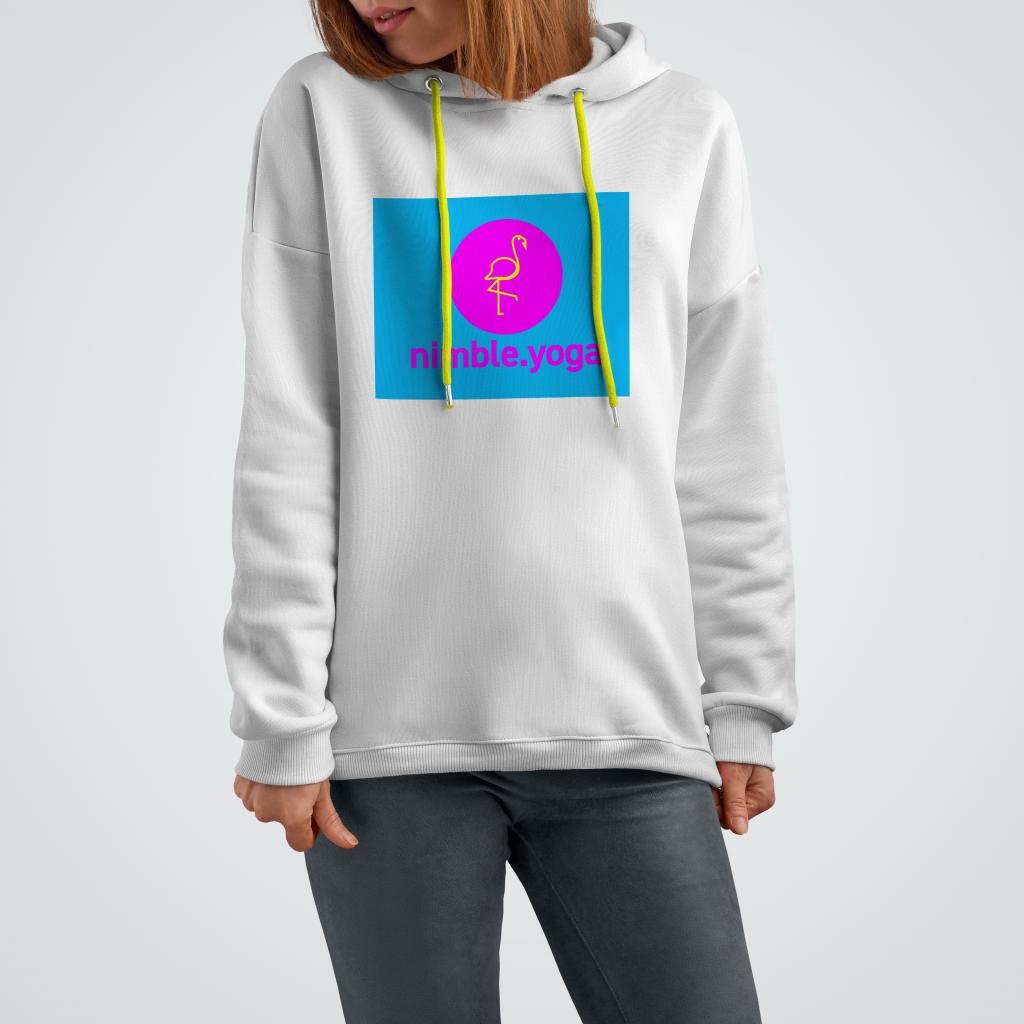 Nimble Yoga Electric hoodie
