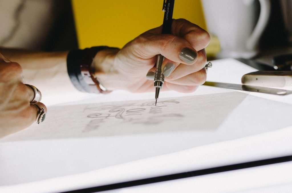 Brand design and logo creation